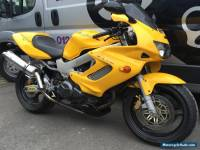 1997 HONDA VTR 1000 F Firestorm **Free UK Delivery** YELLOW