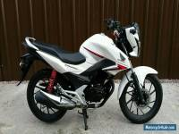 2015 HONDA GLR 125 CB125F STOLEN RECOVERED DAMAGED SPARES OR REPAIR