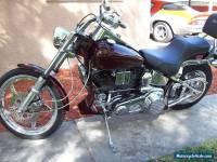 1986 Harley-Davidson Softail