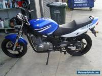 SUZUKI GS500 02/2007 WITH ONLY 11604 KL AND 6 MONTHS REGISTRATION