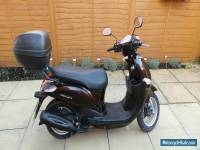 2015 YAMAHA SCOOTER XC 115 S DELIGHTH