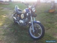 Yamaha virago 750 cc road bike