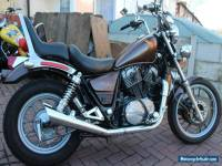 1985 HONDA 700 SHADOW CUSTOM.