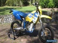 2005 Husaberg fs 650