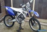 Yamaha yzf 250 yzf250 full engine rebuild for Sale