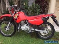 Honda CTX200 Ag Bike