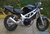 Suzuki sv650 streetfighter ,full MOT, low miles for Sale