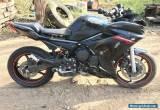2010 Yamaha FZ6R for Sale