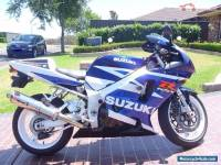 GSXR 750 2003 Immaculate