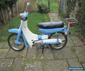 Yamaha V50 moped automatic. MOT Sep 17 runs and rides for Sale