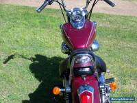 Honda Shadow TA 200