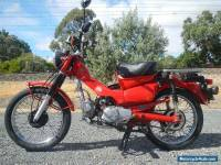 HONDA CT 110 cc RIDES PERFECT REG RWC GREAT VALUE @ $1690
