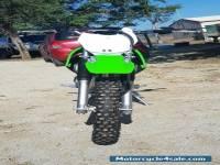 2016 Kawasaki KLX140L big wheel