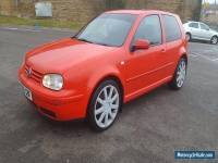 1999 VOLKSWAGEN GOLF GT TDI RED *LOOK R32 GTI RS4 WHEELS *