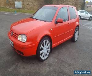1999 VOLKSWAGEN GOLF GT TDI RED *LOOK R32 GTI RS4 WHEELS * for Sale