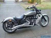 Harley davidson Rocker custom Chopper motorcycle
