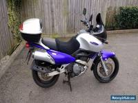 Suzuki XF 650 V Freewind Dual Purpose DR650 Adventure Motorcycle like CCM 644