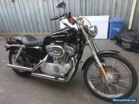 2006 Harley Davidson Sporster Custom