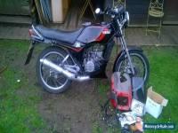 Yamaha 1984 rd125lc barn garage find custom motorcycle