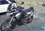 2009 bmw f800gs adventure bike  heaps of extras selling to buy a tj wrangler for Sale