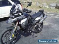 2009 bmw f800gs adventure bike  heaps of extras selling to buy a tj wrangler