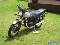 Honda CB400N 1980