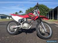 CRF230F - HONDA - MOTORBIKE - CRF