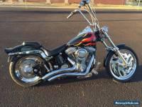 Harley Davidson Softail Custom 1340 (FXST) 1999