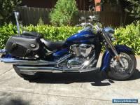 2009 Suzuki Boulevard C50 Motorcycle
