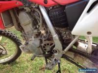 Motorbike Honda CRF 150RB 2012