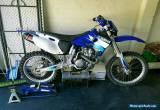 Yamaha 1999 YZ400F Dirt Bike for Sale