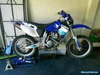 Yamaha 1999 YZ400F Dirt Bike
