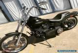 Harley Davidson Night Train Custom Loud for Sale