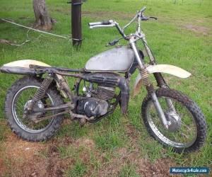 1977 SUZUKI RM80B for Sale