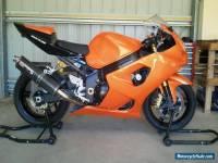 Suzuki GSXR 1000 Track Bike