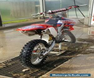 Honda CRF250 2008 for Sale