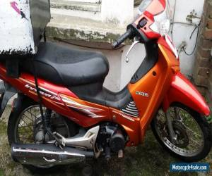 HONDA Innovai ANF 125 scooter moped low mileage, 46000 good condition, WATCH VID for Sale
