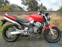 2002 HONDA HORNET 900 with 50804ks 4/16 Rego Fantastic Bike!