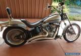 2007 Harley Davidson FXST for Sale
