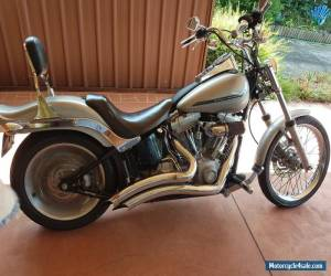 2007 Harley Davidson FXST for Sale