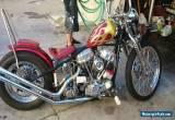 1957 Harley-Davidson Other for Sale