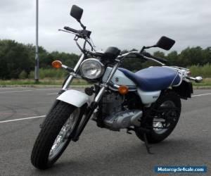 2013 SUZUKI RV 125 L3 VAN VAN - White - 7500 miles - Great Cond for Sale