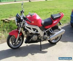 Suzuki SV1000K4 for Sale