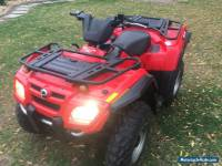 Quad Motorbike Can-am