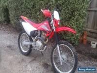 2002 HONDA CRF 230