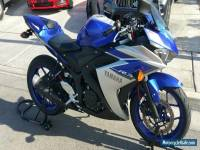2015 Yamaha YZF-R