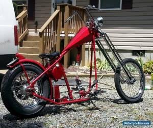 1949 Harley-Davidson Chopper for Sale