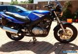 Suzuki GS500K4 2005 Blue  . winter project Spares repairs for Sale