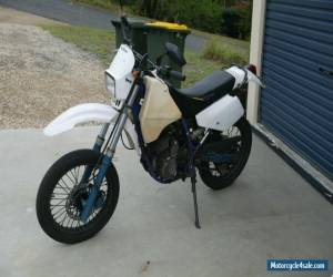 1996 suzuki dr350 on off road motard for Sale