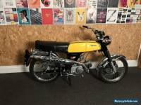 1977 HONDA SS50 5-speed, Stunning Original Machine, 1774 Miles